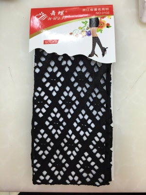 Mesh tube socks