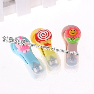 Cute cartoon nail clippers nail nail clippers Manicure tool