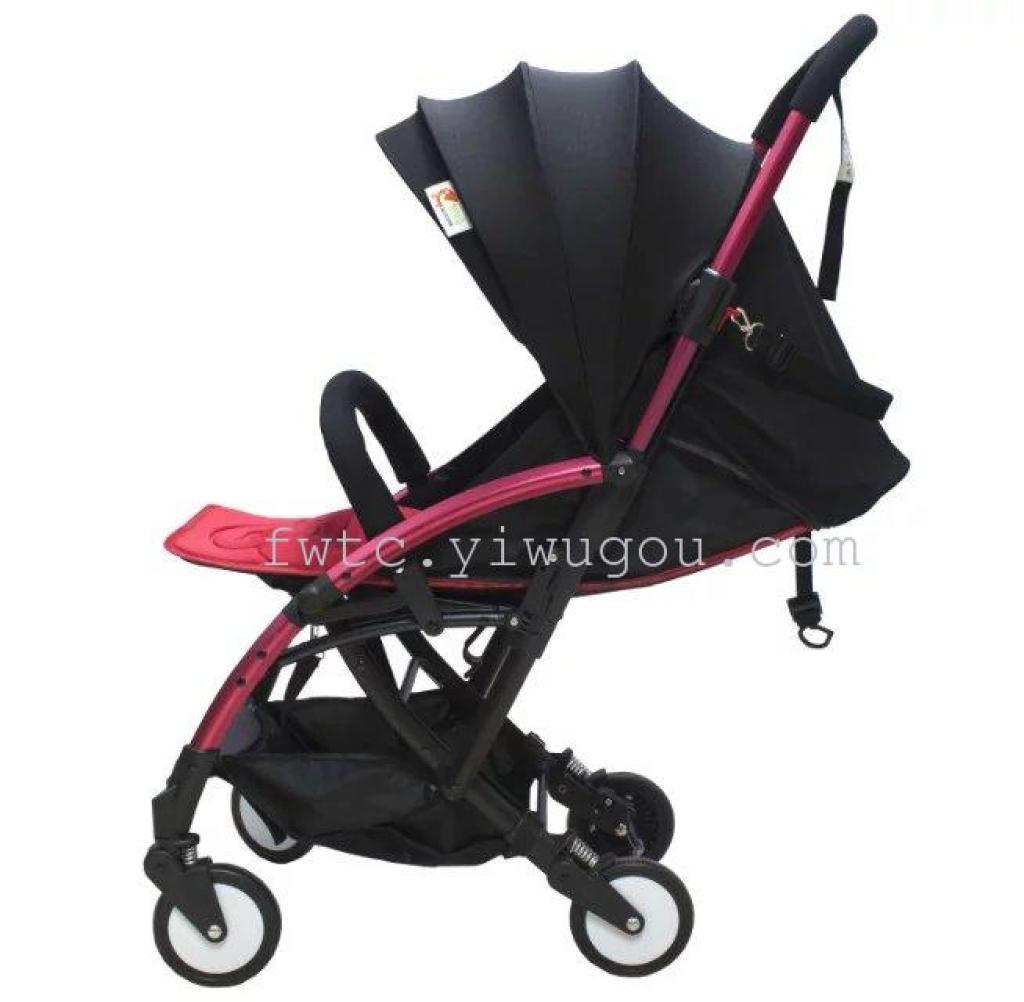 新款超轻便婴儿车可上飞机婴儿车口袋背包车轻便婴儿车