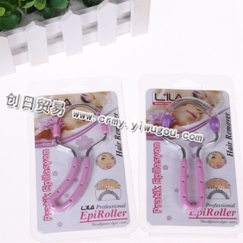 Easy to face facial hair hair lip hair hair removal device defeatherer face in spring