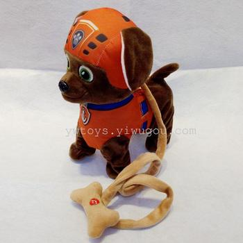 Foreign trade new electric toy PATROL PAW dog patrol