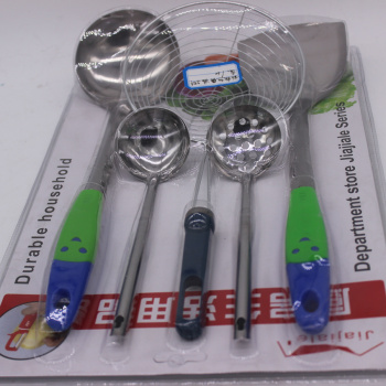 The new five silk silk kitchen supplies to a drain leakage