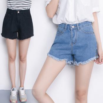 Summer 2016 slim slim old cutoff jeans 8009 female tide