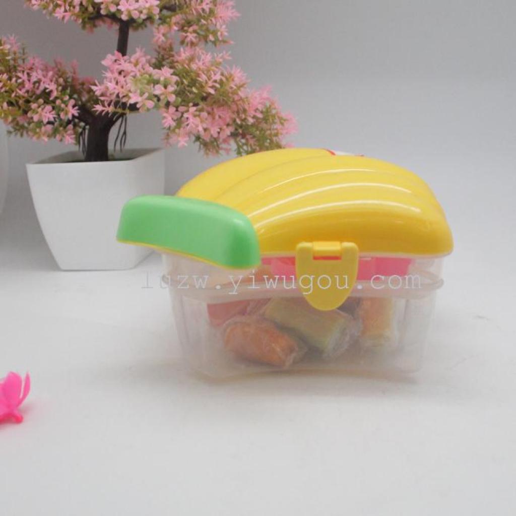 阳光——x香蕉精品橡皮泥粘软彩泥套装玩具
