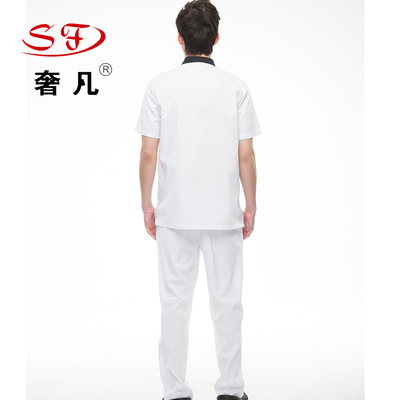 Where the luxury hotel supplies wholesale chef wear summer hat custom short sleeved apron