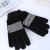 Pig leather gloves with warm and warm autumn and winter Korean edition.