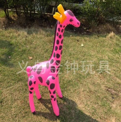 The factory sells spot to supply PVC inflatable toys for children