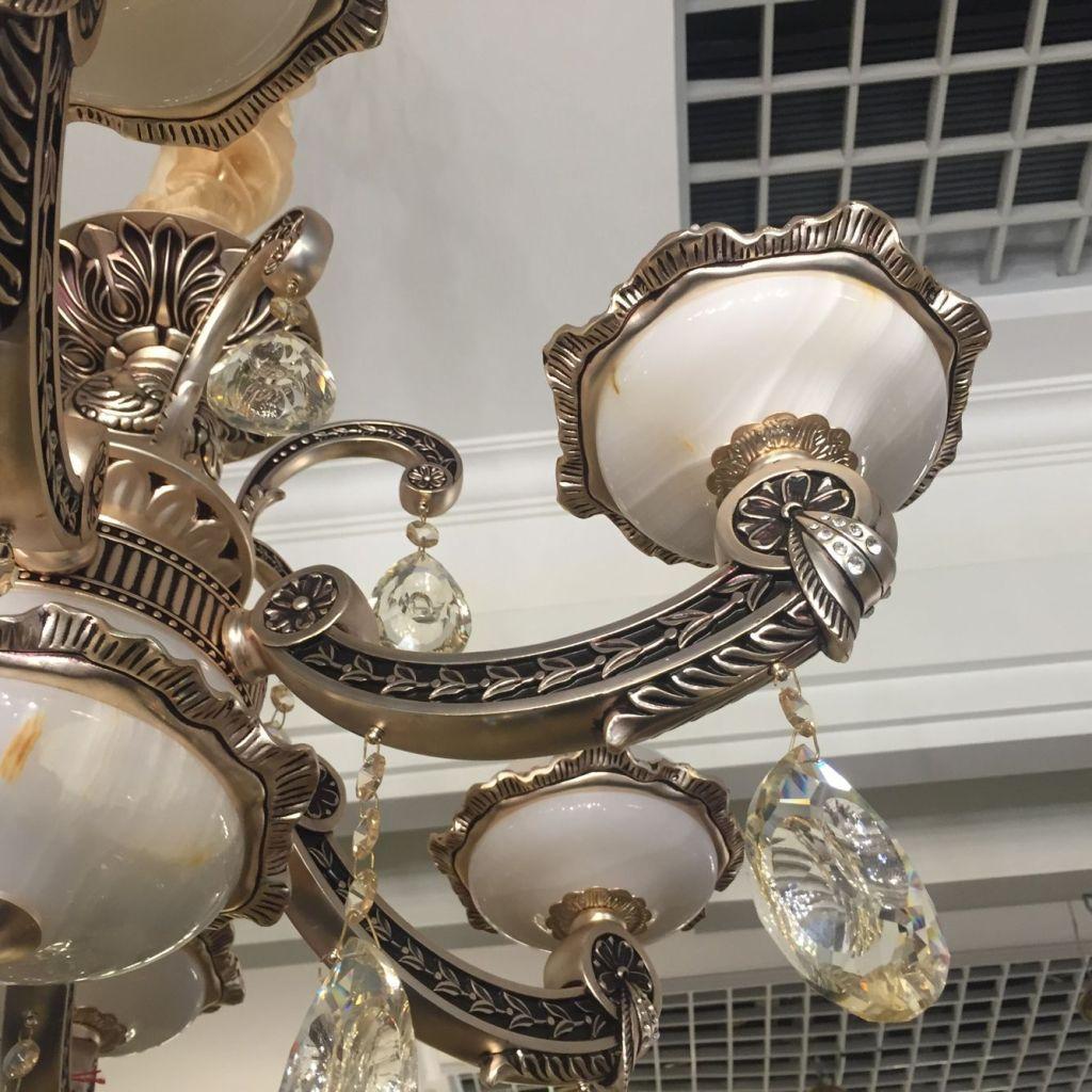 天然玉石灯欧式灯家装灯简欧灯商业灯工程灯