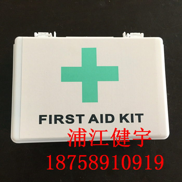 Supply Household Plastic Portable Mini First Aid Kit Door Field