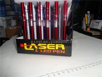 New fashion mini electronic toys gift boxed flashlight laser pen