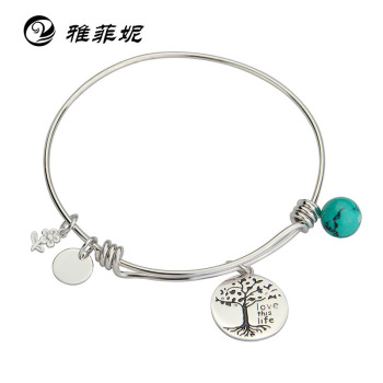 925 Sterling Silver Bracelet DIY collocation fashion accessories manufacturers customized wholesale