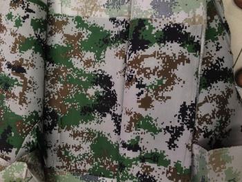 07数码丛林迷彩布