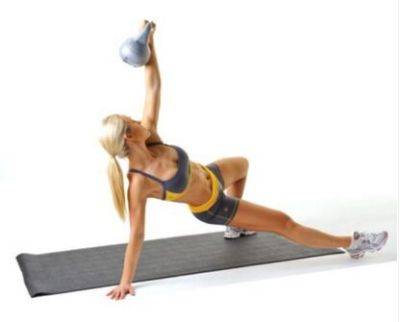 The fitness of men and women to the pot Kettlebell dumbbell athletic training fitness equipment