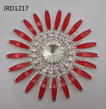 Resin parts trimming/888 rhinestone lacewedding dress decoration/hand welding corsage ornament