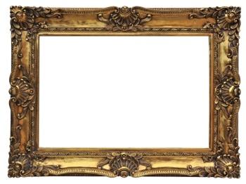 厂家直销欧式框 油画框60*90 装饰画 复古画框 231