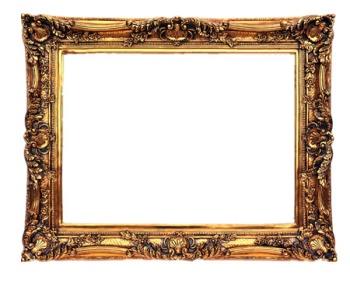 厂家直销 欧式画框 经典装饰画90*120 复古艺术框931