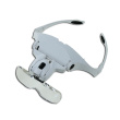 LED lamp lens magnifying lens wearing type maintenance magnifier MG9892B2
