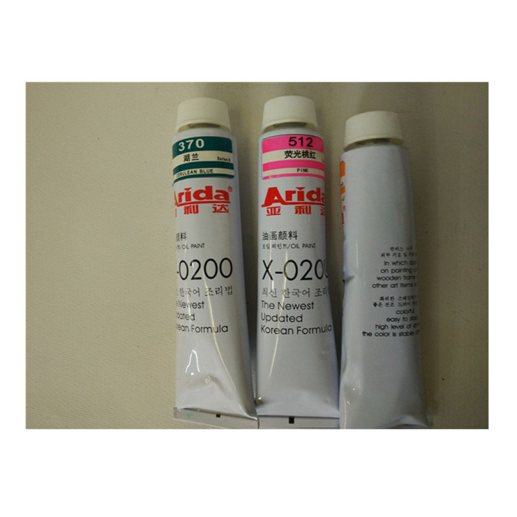 arian 240 ml di olio