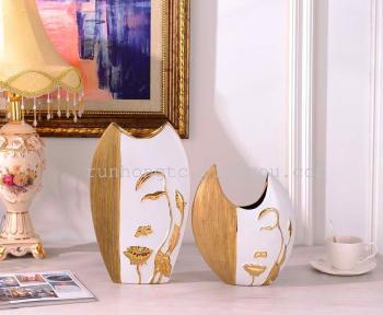 Whole network selling creative Ceramic Vase Decoration Crafts simple fashion Home Furnishing
