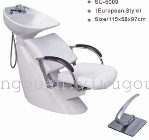 Direct manufacturers dedicated WASH UNIT European Super hair shampoo bed