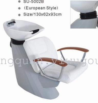 Direct manufacturers dedicated WASH UNIT European Super hair shampoo bed