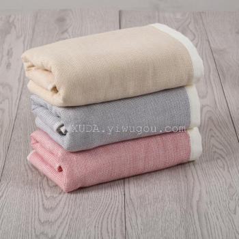 百分百棉材質 廠家直銷雙色毛巾