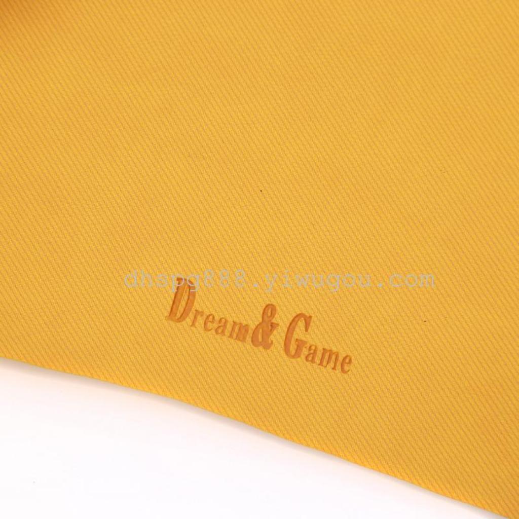 热烫压变印刷细条纹封面皮革