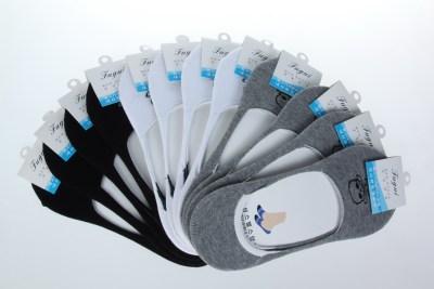 1964CF combed cotton men socks ultra invisible socks bean socks
