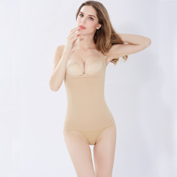 Body sculpting underwear deep V body shaping clothes