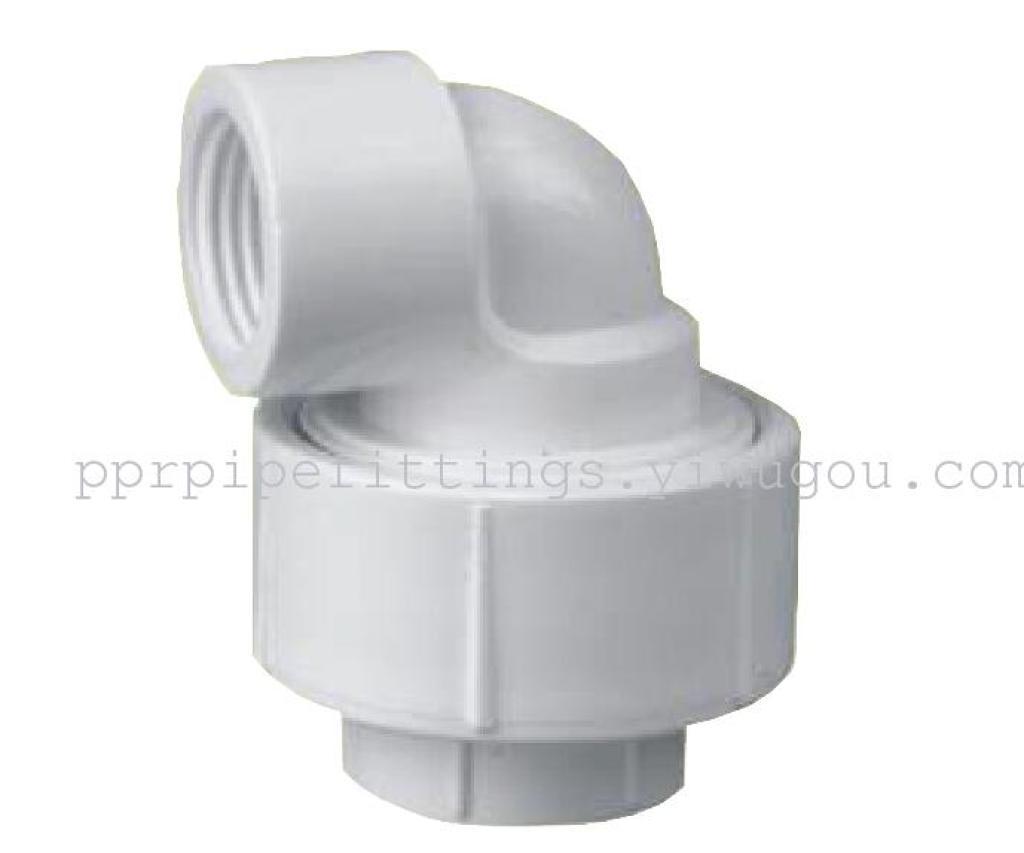 供应pvc管件 内螺纹由令 弯头 内外接头 美标管件