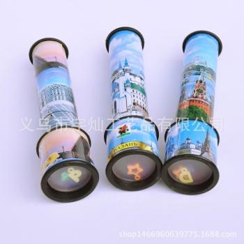 Rotary magic gift retro Kaleidoscope early childhood education educational toy traditional nostalgic Prism