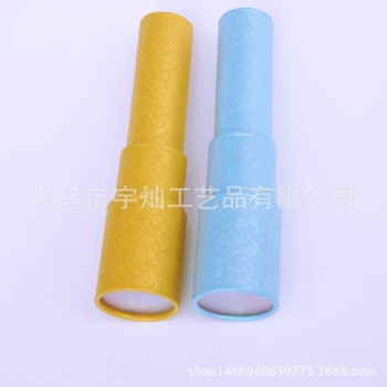 Telescopic three traditional retro ever-changing Kaleidoscope early childhood education educational toy Prism