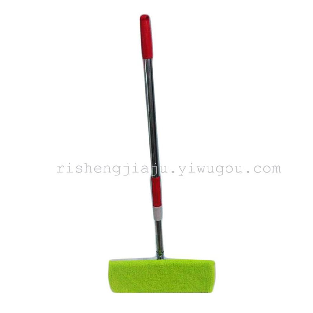 ee37e54e218 The detachable stainless steel telescopic mop   washing and waxing mop  floor RS-6912
