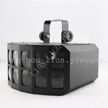 Factory direct sale explosion stage lamp CREE LED lamp black butterfly Light