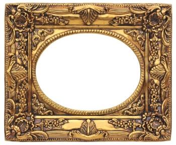 直供 小型欧式画框 经典装饰画 复古艺术框 油画迷你框