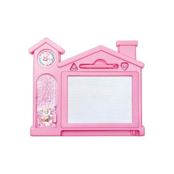 188#益智玩具儿童黑白磁性画画板涂鸦写字板