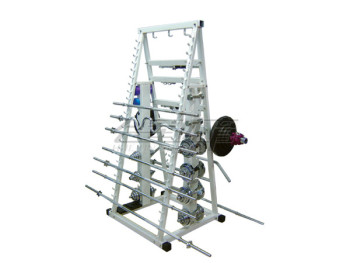 HJ-A196B  Multifunctional Barbell Rack