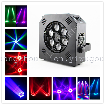 Direct manufacturers LED Madden LED small cyclone stage lights