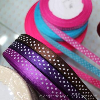 Yiwu Xianghe 3 ribbon printing garment accessories DIY Hair Bow