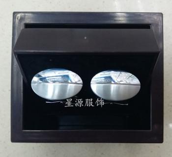 Cufflinks shirt accessories decorative buckle