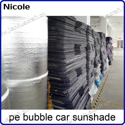 Bubble material can be printed with any pattern of car before the perfect gift for shading supplies
