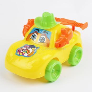 Cable car 599 car cartoon creative children's toy car