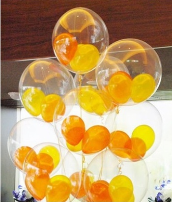 Birthday thickening balloon ball ball in the wholesale