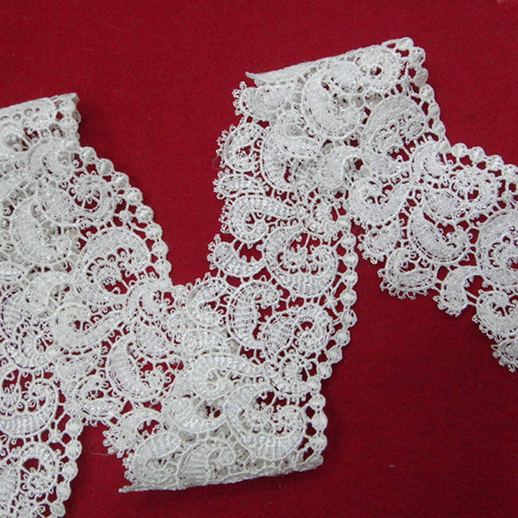 Supply Lace Accessories Lace Dress Embroidery Water