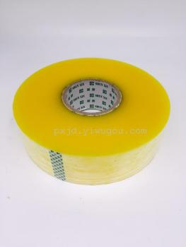Factory direct super large number 600 meters transparent sealing tape