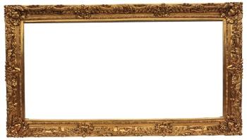 直供 欧式画框 经典装饰画 复古艺术框 长款油画框