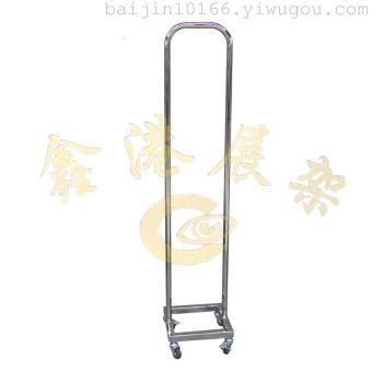 Hardware rack of clothes fork rack U type rack and put rack