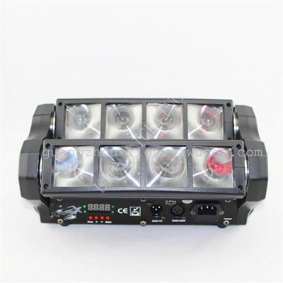The new stage lamp manufacturers selling 2016 full-color LED Mini spider lamp