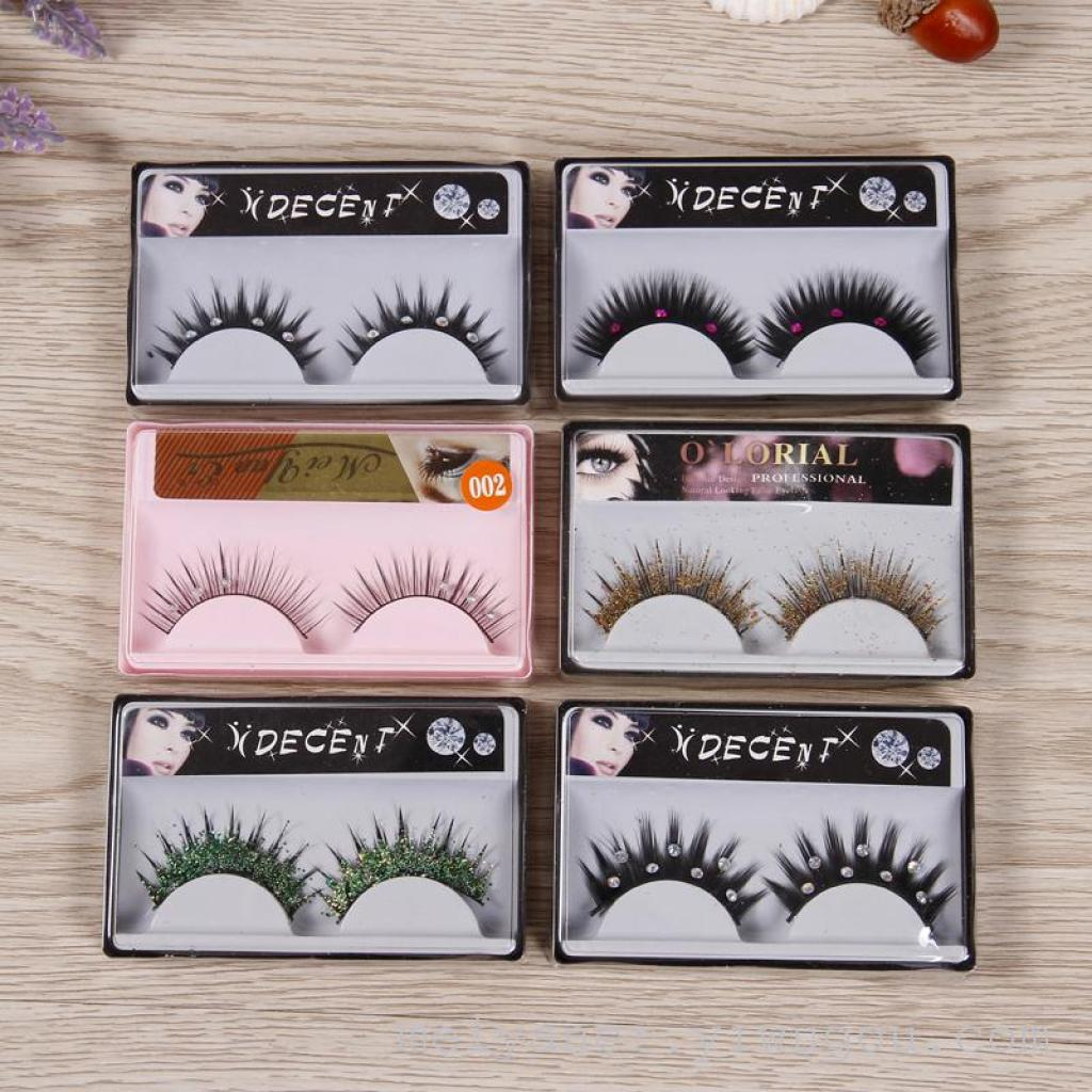 Supply False Eyelashes Wholesale Manufacturers Drill Maojin Powder