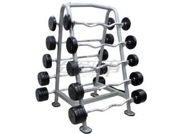 HJ-A194 A-Frame Barbell Rack